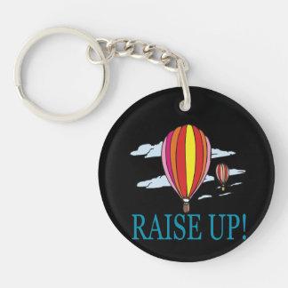 Raise Up Keychain