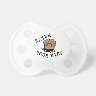 Raise Your Fist BooginHead Pacifier