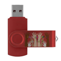 Raise Your Hand for Jesus Flash Drive