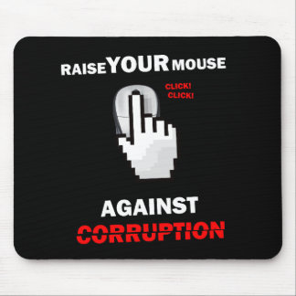 Raise your mouse mouse pad