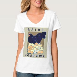 Raise Your Own T-Shirt