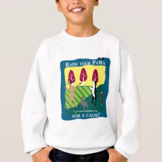 Raise Your Paws! Sweatshirt