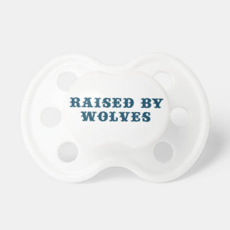 Raised by Wolves Pacifier