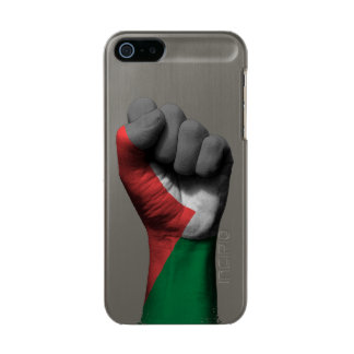 Raised Clenched Fist with Palestinian Flag Incipio Feather® Shine iPhone 5 Case