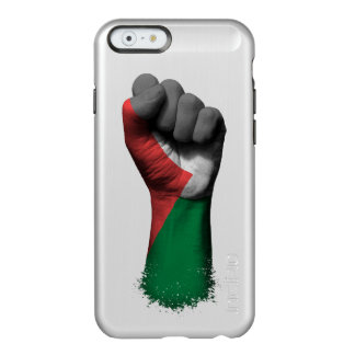 Raised Clenched Fist with Palestinian Flag Incipio Feather® Shine iPhone 6 Case