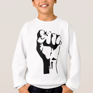 Raised Fist Sweatshirt