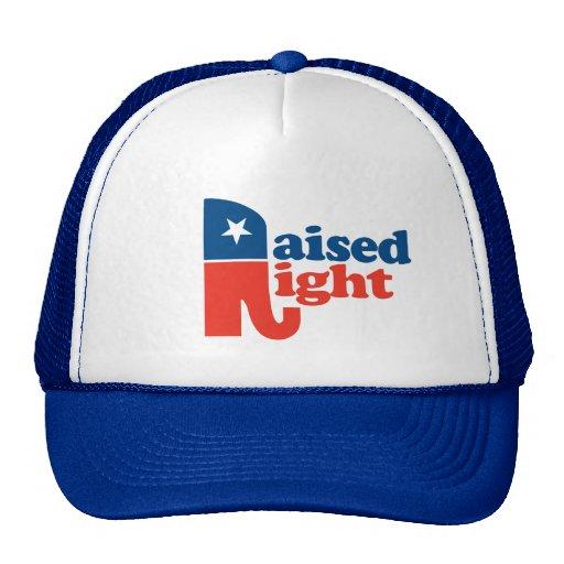 Raised Right Trucker Hat