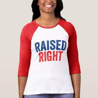 Raised Right T Shirt