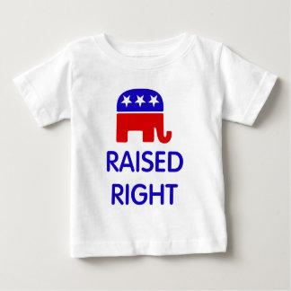 Raised Right Tee Shirt