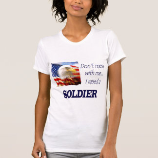 raised soldier T-Shirt