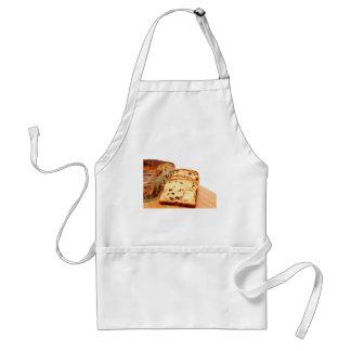 Raisin Bread And Cinnamon Adult Apron
