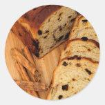 Raisin Bread And Cinnamon Stickers