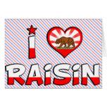 Raisin, CA Cards