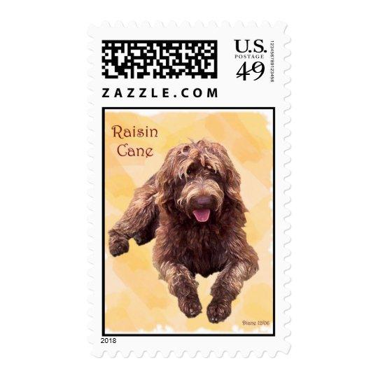 raisin cane stamp