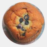 Raisin Muffin Sticker