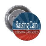 Raising Cain 2 Inch Round Button