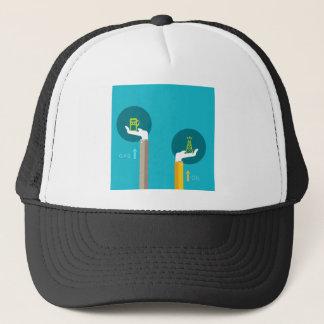 Raising Fuel Support Trucker Hat