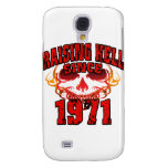 Raising Hell since 1971.png Samsung Galaxy S4 Cases