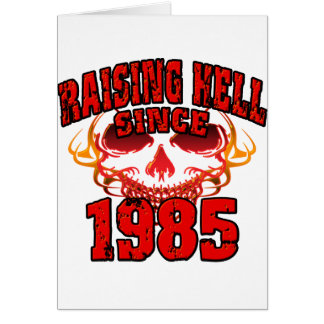 Raising Hell since 1985.png Card