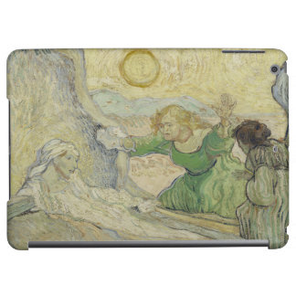Raising of Lazarus after Rembrandt by Van Gogh iPad Air Case