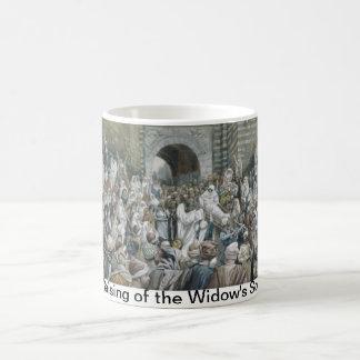 Raising of the Widow's Son Coffee Mug