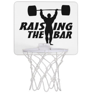 Raising The Bar Mini Basketball Hoops