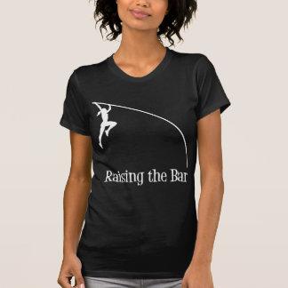 RAISING THE BAR - POLE VAULT TEE SHIRT