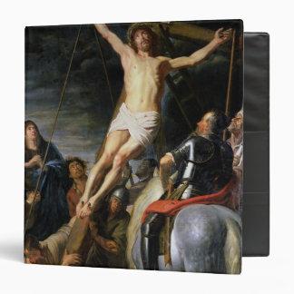 Raising the Cross, 1631-37 Binder