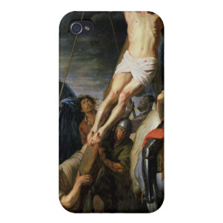 Raising the Cross, 1631-37 Cover For iPhone 4