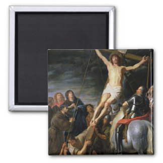 Raising the Cross, 1631-37 Magnet