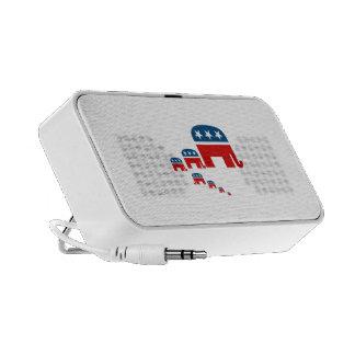 Raising them Republican Laptop Speaker