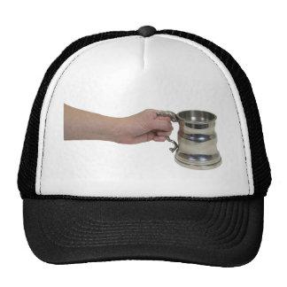 RaisingAMug082609 Trucker Hat