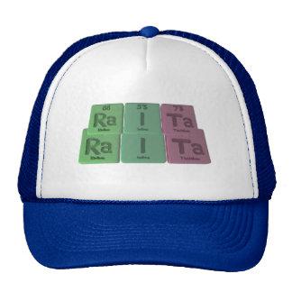 Raita-Ra-I-Ta-Radium-Iodine-Tantalum.png Gorra