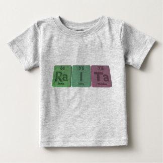 Raita-Ra-I-Ta-Radium-Iodine-Tantalum.png Tee Shirt