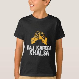 Raj Karega Khalsa T-Shirt