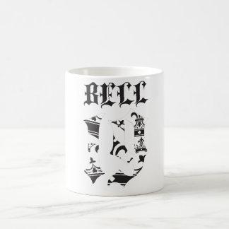 -Raja Bell Jersey Design Coffee Mug