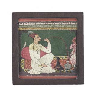 Raja Medini Pal, inscribed on the reverse in Takar Premium Jewelry Box