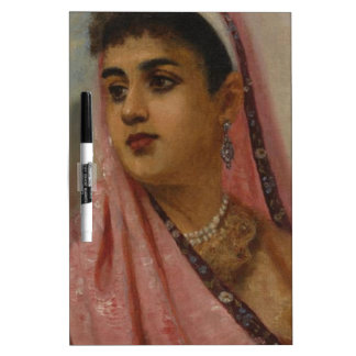 Raja_Ravi_Varma,_The_Parsee_Lady Dry Erase Board