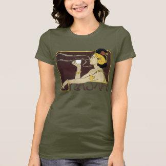 """RAJAH COFFEE"" Womens T-Shirt"
