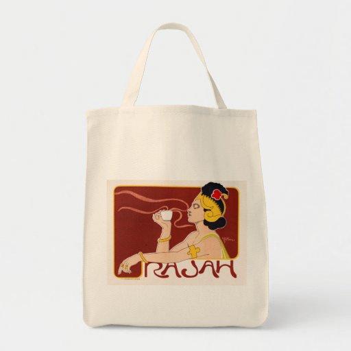 Rajah, Henri Meunier Tote Bag