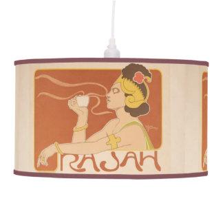 Rajah pendant lamp