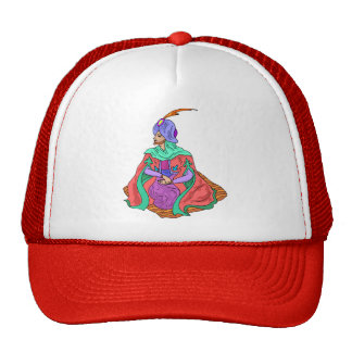 Rajah Trucker Hat