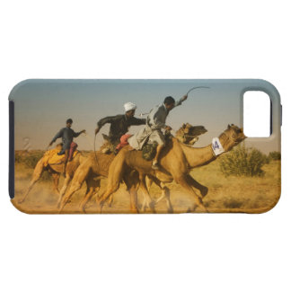Rajasthan, India camel races in the Thar Desert iPhone SE/5/5s Case