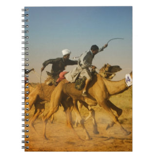 Rajasthan, India camel races in the Thar Desert Notebook