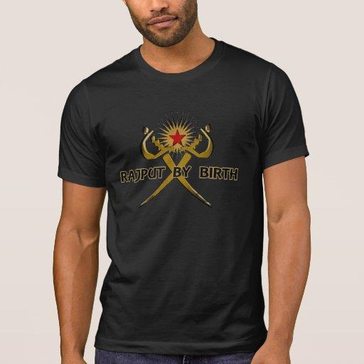 Rajput By Birth Sun-Star T-shirt