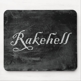 Rakehell Mouse Pad