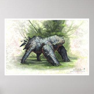 Rakio-Croc Poster