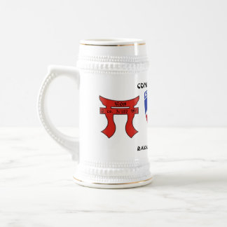 RAKKASAN D co. 3/187 BEER-STEIN, MUG, TRAVEL MUG