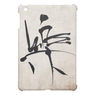 RAKU Japanese calligraphy ipad case