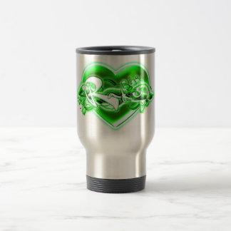 Raku Coffee Mugs